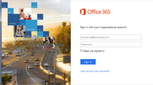 Office365-sign-in