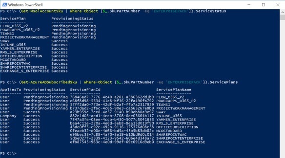 PowerShell   Tailspintoys - 365lab net